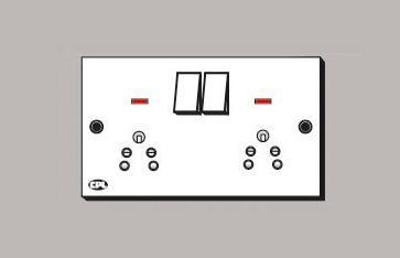 Switch Socket Combined & Sockets 01