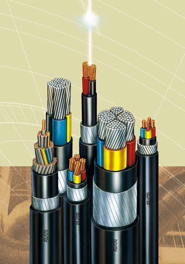 LV PCV Cables