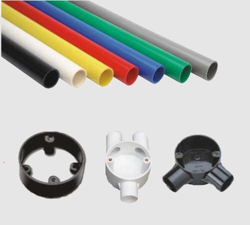 Precision - PVC Condutes & Fittings