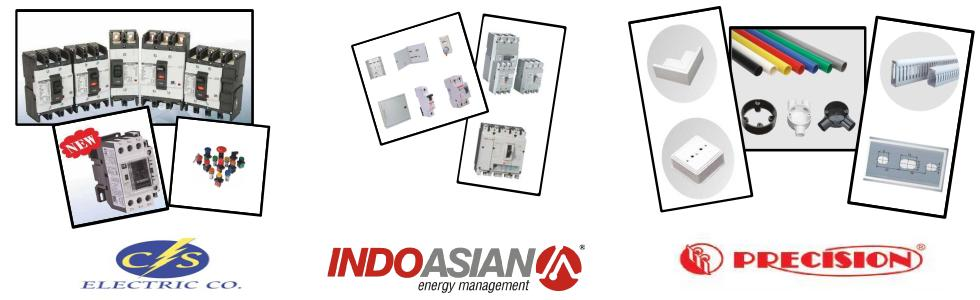 Precision, Indo asian, C&S Electric Products